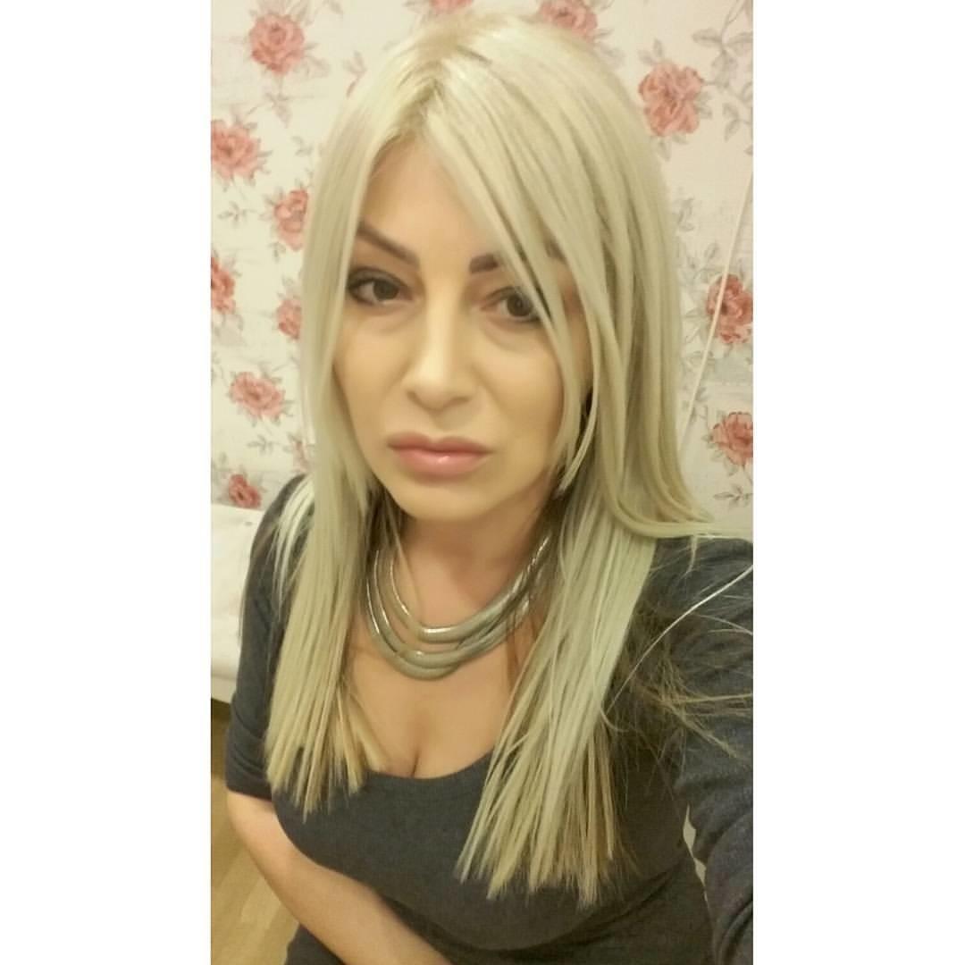 Мамаша из Сербии Весна (не обнаженная)