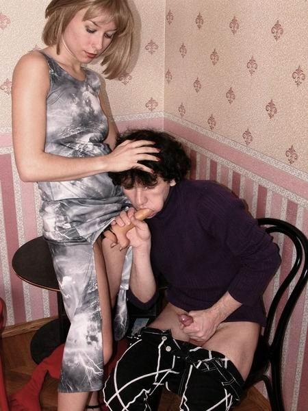 Супруга захотела романтичный вечер муженьку