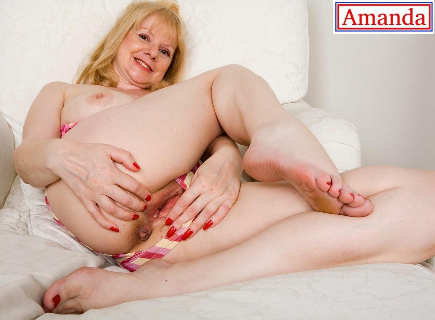 Ножки пожилых (Аманда) - фото сет 1
